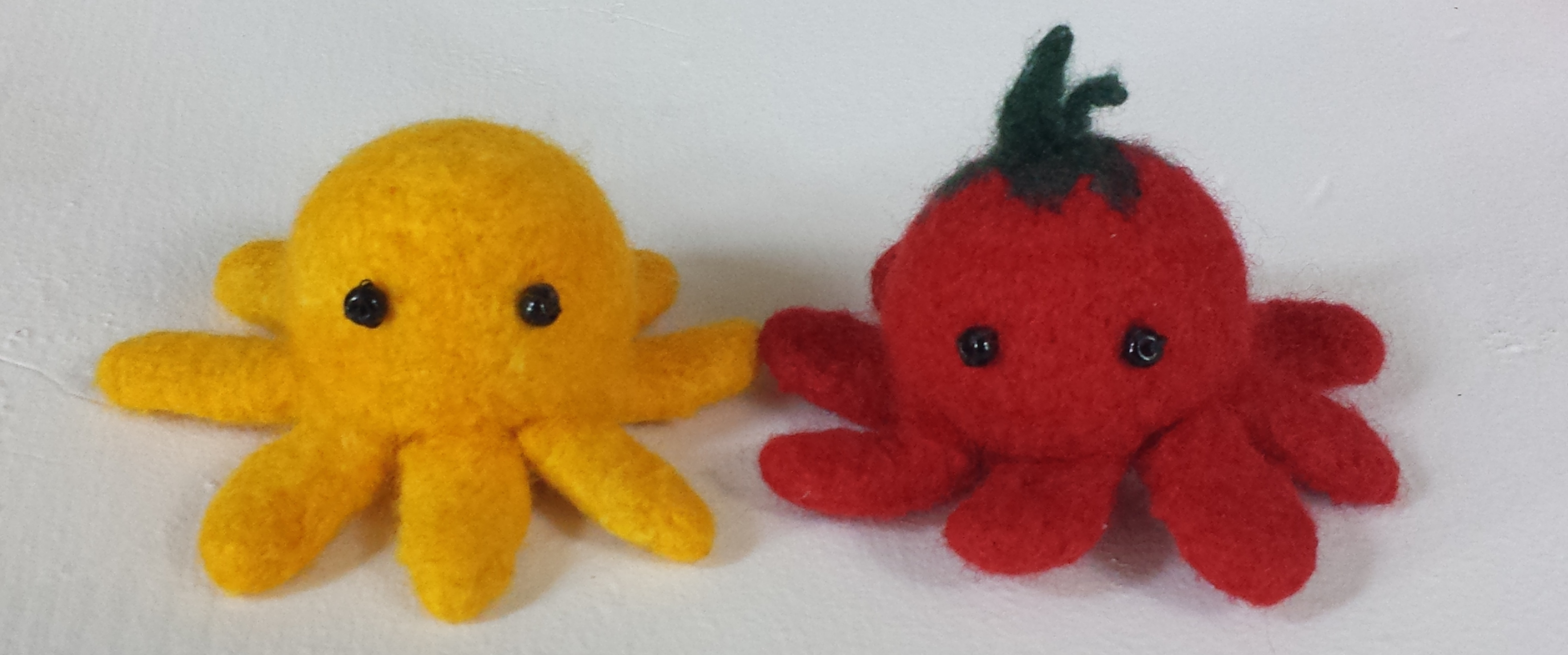 lemon and tomato holding hands