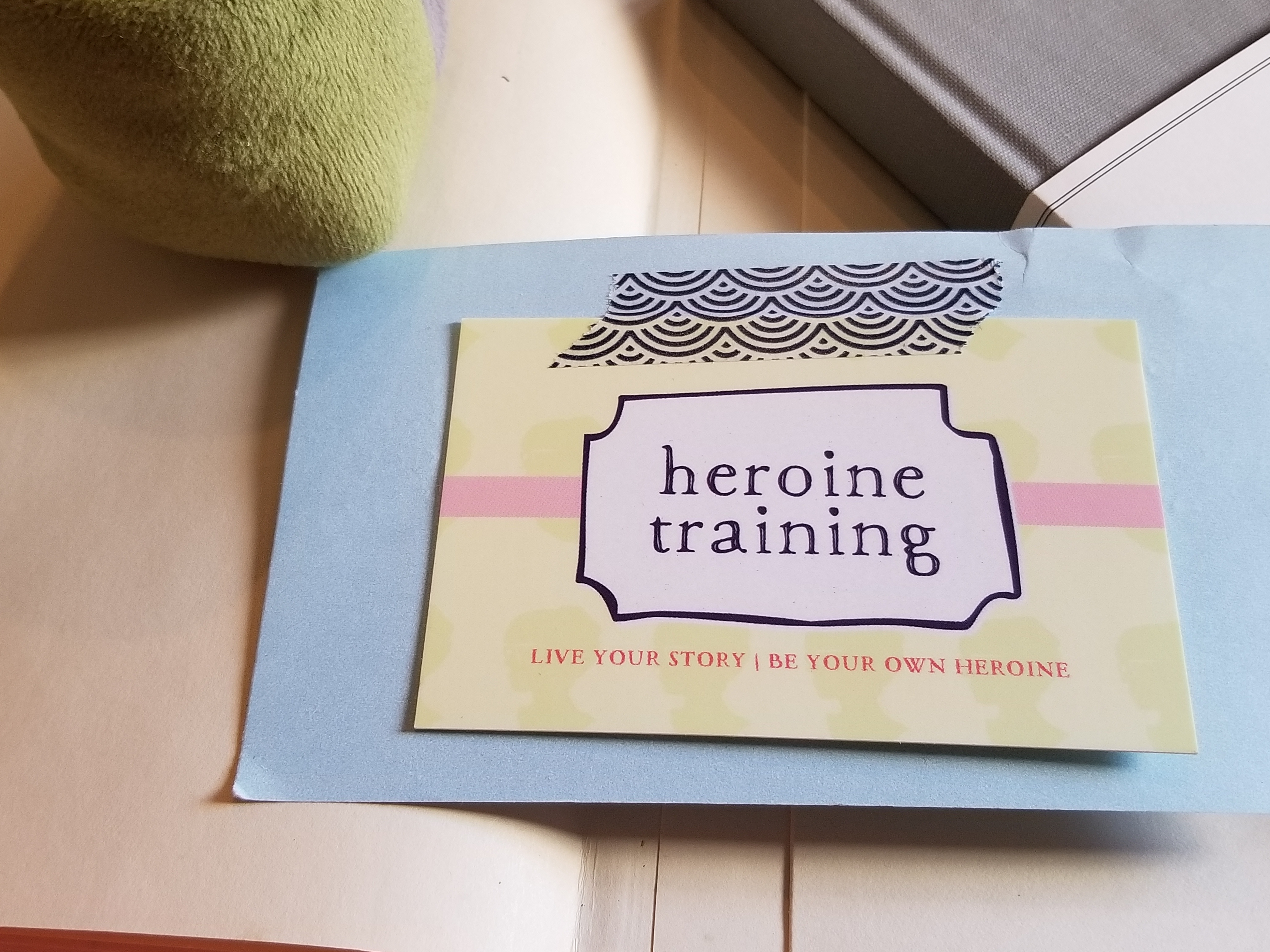 heroine training 2